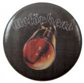 Motorhead - 'Bullet' Button Badge